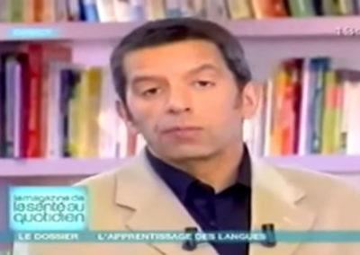 Methode Tomatis et l'apprentissage des langues magazine de la santé 2011
